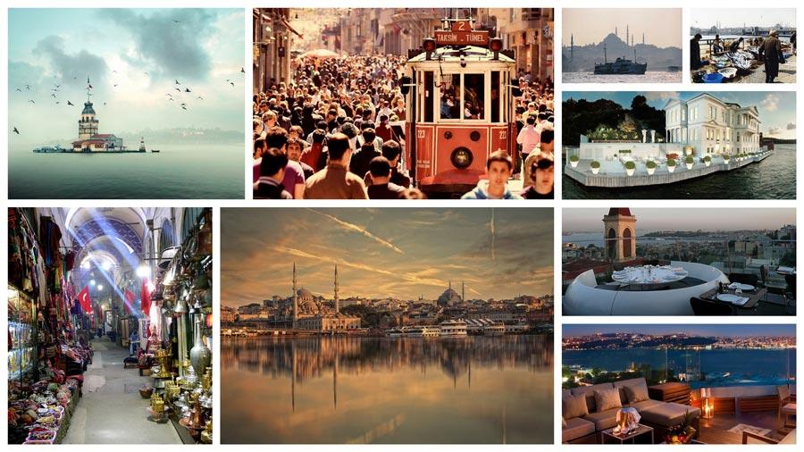 agence seminaire istanbul