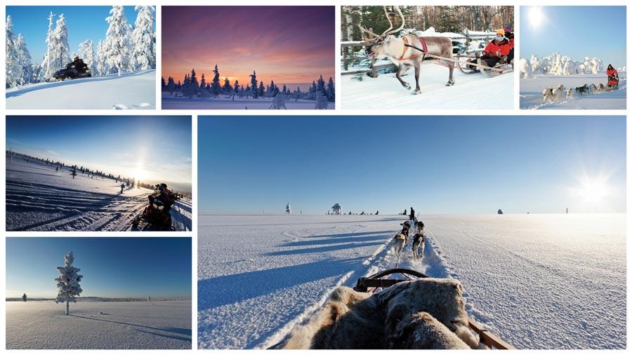 Agence Séminaire Laponie