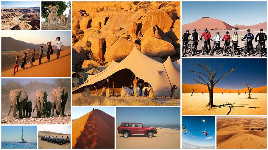 agence séminaire Namibie