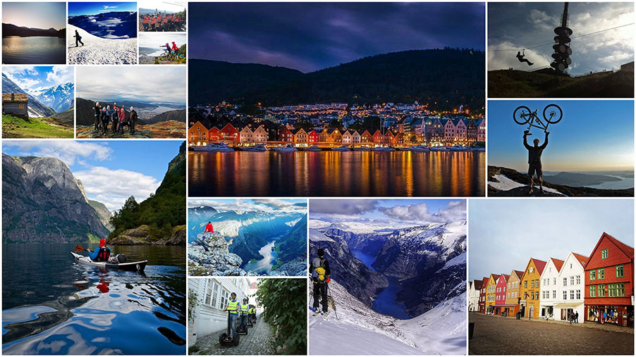 séminaire incentive Bergen