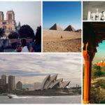 monuments les plus visités au monde