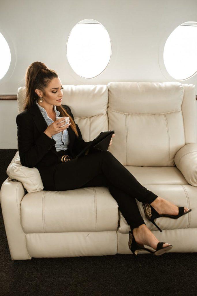 location avion d'affaires